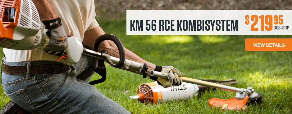 KM 56 RCE Trimmer